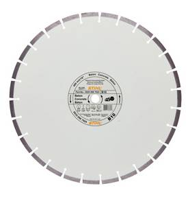 Diamant-doorslijpschijf Beton D-B60 (Ø300 MM)