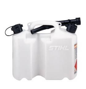 STIHL combi-jerrycan transparant standaard