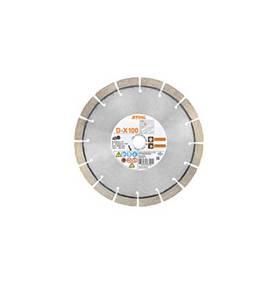 Diamant-doorslijpschijf Universeel D-X100 (Ø350 MM)