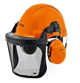 Helmset EXTREM (met viziersysteem)