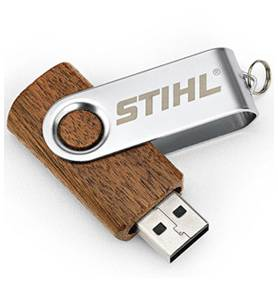 HOUTEN USB-STICK 16 GB