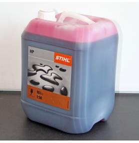 Tweetaktolie HP 10 LTR (voor 500 LTR brandstof)