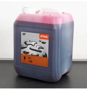 Tweetaktolie HP 5 LTR (voor 250 LTR brandstof)