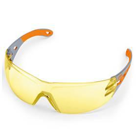 Veiligheidsbril geel LIGHT PLUS (universeel)