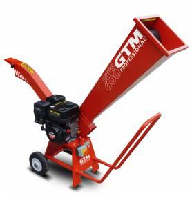 GTM houtversnipperaar MSGTS602 6,0 pk