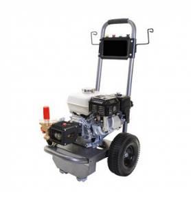 waterkracht Aquabar HI 170/11 met benzine motor