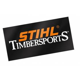 Stihl Sticker Timbersports 20 x 10 cm