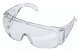 STIHL Veiligheidsbril helder STANDARD (universeel)