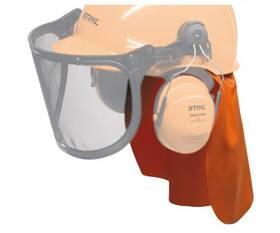 Regenbescherming binnenbevestiging (voor helmset DYNAMIC)