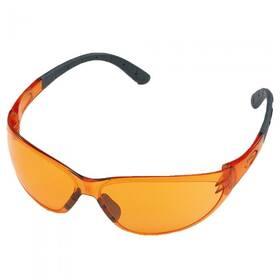 STIHL Veiligheidsbril oranje CONTRAST (universeel)