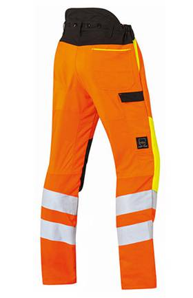 STIHL reflecterende broek met bescherming tegen snijwonden Protect MS